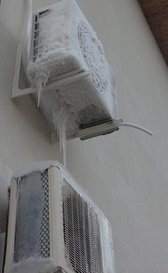 Functionarea la temperaturi negative