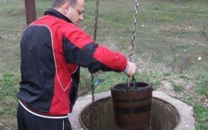 apa de fantana cu nitrati