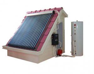 panou solar presurizat