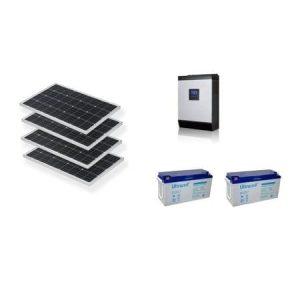Kit solar 1 KW