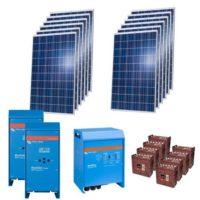 Kit solar 3 KW
