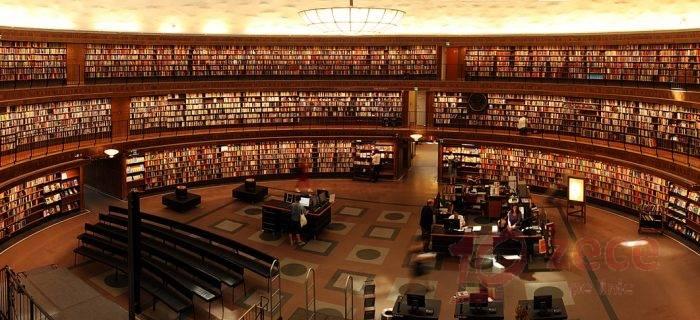 depozitare carti in biblioteca