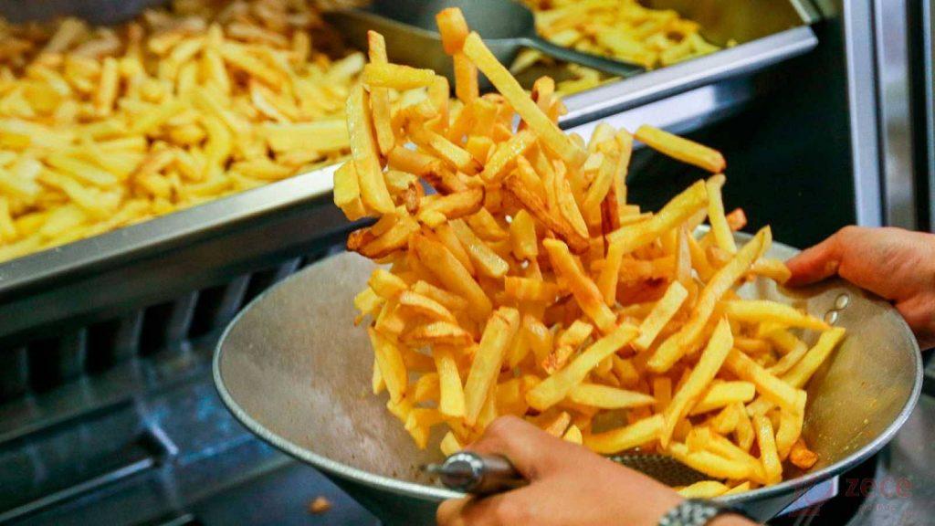 acrilamida in cartofii prajiti