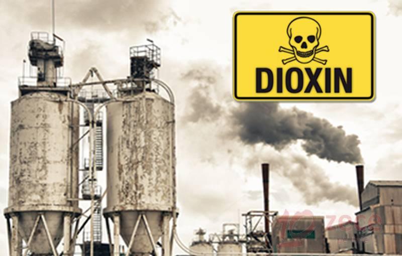 Efectele daunatoare ale dioxinei asupra sanatatii noastre